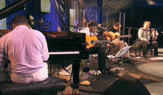 Al di Meola & Gonzalo Rubalcaba - Live in Marciac