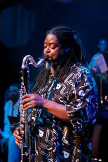 Courtney Pine and his Band