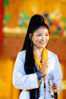 Yungchen Lhamo & Dónal Lunny